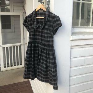 Darling plaid dress Size M